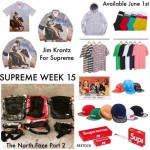 【国内6月3日発売】Supreme x The North Face コラボアイテム&レギュラーアイテムなど