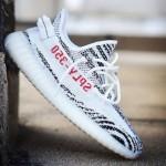 """【抽選開始】adidas Yeezy Boost 350 V2 """"Zebra"""" CP9654 【アディダス イージーブースト 350V2 ゼブラ】"""