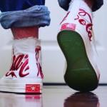 【リーク】KITH x Coca-Cola x Converse Chuck Taylor【キース x コカコーラ x コンバース】
