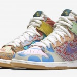"【7月5日発売】Nike SB ""What The"" Dunk High Premium【ナイキ SB ダンク】"