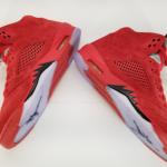 """【7月1日発売】Air Jordan 5 """"Red Suede""""【エアジョーダン5 動画レビュー】"""