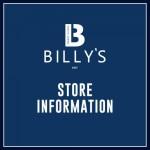 【またお前か】BILLY'S がまた限定 EXCLUSIVE モデルでブイブイ言ってる件【ビリーズ】