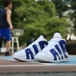 """【8月1日9:00】ウィメンズの皆さん朗報! Nike Air More Uptempo GS """"Knicks""""【モアテン ニックス 】"""