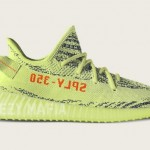 "【12月発売】adidas Yeezy Boost 350 V2 ""Semi Frozen Yellow""【イージーブースト350 V2】"