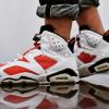 """【着用画像】Air Jordan 6 """"Gatorade""""【2017年10月発売】"""