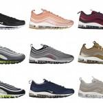 【再注目】Nike Air Max 97 約20カラーが年内発売へ【ナイキ エアマックス97】