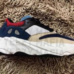 "【リーク】adidas Yeezy Boost 700 Wave Runner ""Navy and Cream""【イージーブースト700】"
