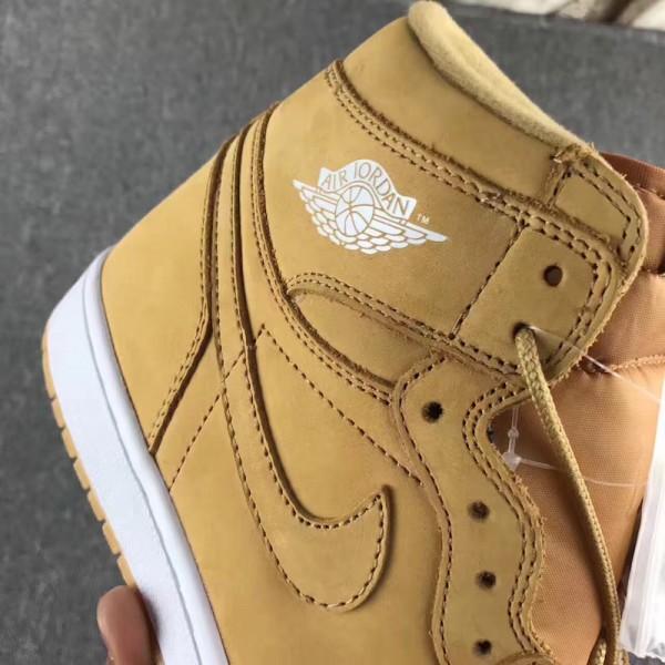 """c8c43c5da7c8 Air Jordan 1 Retro High OG """"Wheat"""" Color  Golden Harvest Golden Harvest-Gum  Yellow Style Code  555088-710. Release Date  November 25"""
