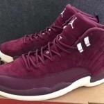 """【10月14日発売】Air Jordan 12 """"Bordeaux""""【エアジョーダン12】"""