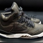 "【9月16日発売】Air Jordan 5 Premium Heiress ""Metallic Field""【エアジョーダン5】"