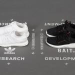 """【抽選開始】BAIT x adidas EQT M.O.D. Cage """"Research&Development"""" Pack"""