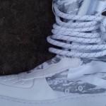 """【リーク】Nike SF-AF1 """"White Tiger Camo""""【スペシャルフィールド エアフォース1】"""