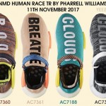 【11月11日発売】Pharrell x adidas NMD Human Race Trail【ファレル x アディダス】