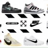 【9/1発売】OFF-WHITE x Nike Sneaker Collection【5型発売】