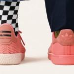 """【8月10日10:00】Pharrell x adidas Tennis Hu + Stan Smith """"Pastel Pack""""【ファレル・ウィリアムス x アディダス】"""
