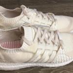 """【超限定】Pusha T x adidas EQT Boost """"Cream""""【プシャ T x アディダス】"""