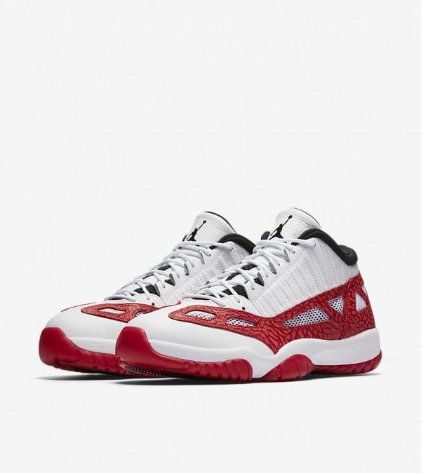 Air-Jordan-11-Low-IE-Gym-Red-1