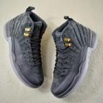 """【10月発売】Air Jordan 12 """"Dark Grey""""【エアジョーダン12】"""