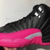 【10月発売】Air Jordan 12 Black / Pink 【エア ジョーダン12 ピンク】