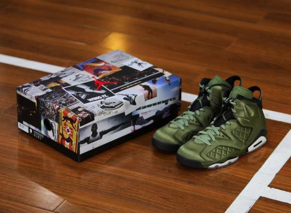 """53e9d4d8b7f37b  9月28日発売 Air Jordan 6 Pinnacle """"Saturday Night Live"""" エアジョーダン6"""