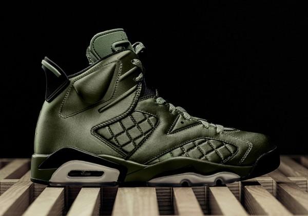 "382b33260cb459 Air Jordan 6 Pinnacle ""Saturday Night Live"" Color  Palm Green Palm Green-Black  Style Code  AH4614-303. Release Date  September 28"