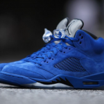 """【9月30日発売】Air Jordan 5 """"Blue Suede""""【エアジョーダン5】"""
