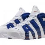 """【9月22日】Nike Air More Uptempo  """"Knicks"""" 921948-101【モアテン ニックス 】"""
