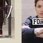 "【10月28日】RUBY ROSE x Nike SF-AF1 ""Port Wine""【ルビーローズ ナイキ】"