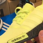 "【リーク】adidas NMD R1 ""Glow"" Sample【アディダス NMD R1】"