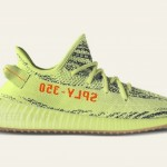 "【リーク】Yeezy Boost 350 V2 ""Semi Frozen Yellow""【イージーブースト350 V2】"