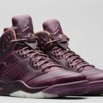 """【12月14日発売】Air Jordan 5 Premium """"Bordeaux""""【エアジョーダン5】"""