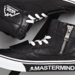 【10月13日発売】Mastermind Japan x Vans Mountain Edition【マスターマインド・ジャパン x バンズ】