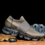 """【リーク】Nike Air VaporMax Laceless """"Olive Green/Gold""""【ナイキ エア ヴェイパーマックス】"""