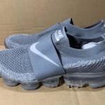 """【2018年発売!?】Nike Air VaporMax Strap """"Cool Grey""""【エア ヴェイパーマックス ストラップ】"""