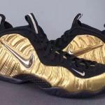 """【10月19日発売】Nike Air Foamposite Pro """"Metallic Gold""""【エア・フォームポジット】"""