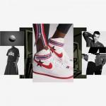 【10月21日発売】Riccardo Tisci x NikeLab Air Force 1 High Pack【リカルド・ティッシ x ナイキラボ】