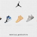 【抽選開始】Fragment x Air Jordan 1, KAWS x Air Jordan 4, OFF-WHITE x Air Jordan 1 【フラグメント カウズ オフホワイト】