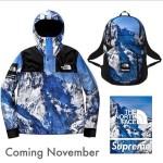 【11月発売予定】Supreme x The North Face 2017FW 【シュプノース 2017FWシュプリーム】