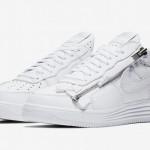 """【12月3日発売】ACRONYM x Nike Lunar Force 1 """"White""""【アクロニウム x ナイキ】"""