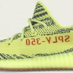 """【直リンク】 adidas Yeezy Boost 350 V2 """"Yellow"""" B37572【イージーブースト350 セミフローズンイエロー】"""