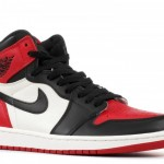 "【2018年2月発売】Air Jordan 1 Retro High OG ""Bred Toe""【エアジョーダン1】"