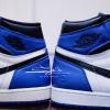 """【リーク:比較画像】Air Jordan 1 """"Game Royal"""" 555088-403 キタ━━━━(゚∀゚)━━━━!!【エアジョーダン1】"""
