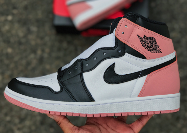 "c4be68e360750 【12月7~10日発売】Air Jordan 1 ""Rust Pink and Igloo""【エアジョーダン1】 