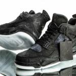 """【11月27日発売】Air Jordan 4 """"KAWS"""" Black【エアジョーダン4 x カウズ】"""