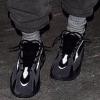"""【リーク】adidas Yeezy Wave Runner 700 """"Black""""【イージー ウェーブ ランナー 700】"""
