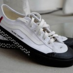 "【リーク】OFF–WHITE x Vans ""Black Ball & Black Ball Hi""【オフホワイト x バンズ】"