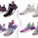 【2018年2月】Pharrell x adidas NMD Hu Trail For 2018【ファレル アディダス ヒューマンレース】