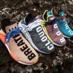 【11月11日発売】Pharrell x adidas NMD Hu Trail Collection【ファレル x アディダス NMD】