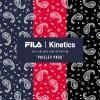 """【12月26日19:00】先行予約 FILA x Kinetics """"Paisley Pack""""【キネティクス フィラ 】"""