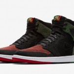 "【2月1日】Air Jordan 1 Retro High Flyknit ""BHM""【エアジョーダン1】"